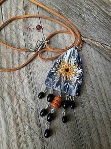 Náhrdelníky - Náhrdelník Tereza - 12511250_