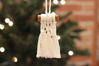 Dekorácie - Škoricové vianočné ozdoby - 12509578_