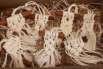 Dekorácie - Darčeková kolekcia vianočných ozdôb 10 kusov - 12509795_