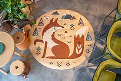 - Korkový koberec FOX - 12513810_