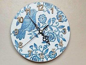 Hodiny - Vintage hodiny - 12512285_