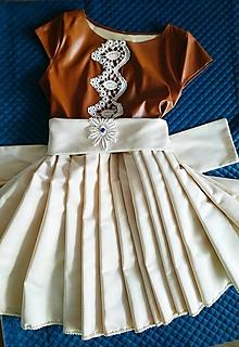 Šaty - SALE ...zo 139,- na 109 - 12518768_