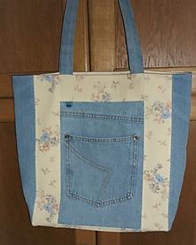 Iné tašky - Taška ríflová kombinovaná - 12517581_