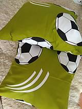 Úžitkový textil - Závesy futbalky - 12518024_
