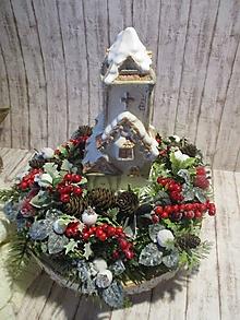 Dekorácie - Vianočná dekorácia - 12514956_