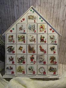 Krabičky - Adventný kalendár - 12515028_