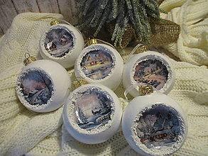 Dekorácie - Vianočné ozdoby - 12515649_