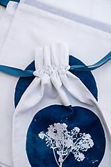 Úžitkový textil - Vrecúško - 12519359_