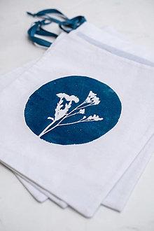 Úžitkový textil - Vrecúško - 12519005_