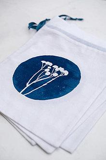 Úžitkový textil - Vrecúško - 12519050_