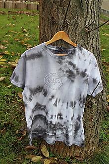 Tričká - RecyVec_tričko_uni_L_čierne - 12516255_