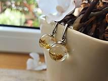 Náušnice - Keď kvapkajú kvety - 12519636_