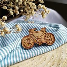 Brošne - Odznačik . bicykel - 12518175_
