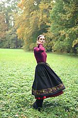 Sukne - sukňa Jozefína - 12515316_