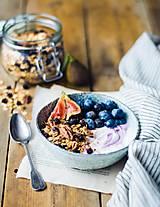 Potraviny - Gabby´s granola - čučoriedka, pekanový orech a škorica - 12514667_