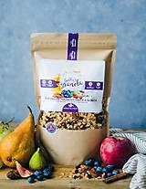 Potraviny - Gabby´s granola - čučoriedka, pekanový orech a škorica (bezlepková) - 12514680_