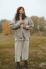 Kabáty - Kabátik Rudy - 12516916_