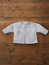 Detské oblečenie - Kabátik Rudy mini - 12517003_