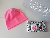 Detské čiapky - Detská čiapka - 12514187_