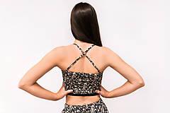 Iné oblečenie - Upcyklovaný dvojdielny set - nohavice a lambáda top - 12519469_