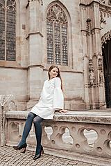- Šaty biele angel - 12520841_