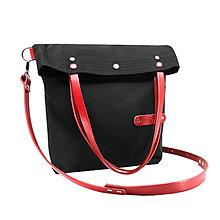 Veľké tašky - Dámská taška MARILYN BLACK - 12522959_