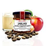 Potraviny - Jablko, káva a vaječný likér džem - 12520497_