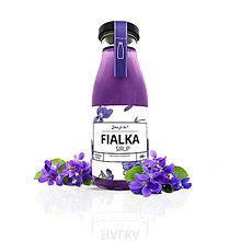 Potraviny - Fialka sirup - 12524866_