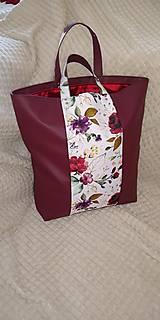Veľké tašky - Dámska taška. - 12522850_
