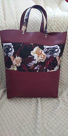 Veľké tašky - Dámska taška - 12522934_