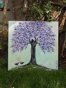 Obrazy - Strom magickej ochrany a duchovného rastu - 12523806_
