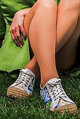 Obuv - Maľové topánky Novesta 'Lotos' - 12521654_