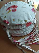 Úžitkový textil - Záclony divé maky- ukážka - 12529062_
