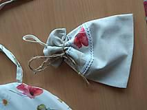 Úžitkový textil - Záclony divé maky- ukážka - 12529063_