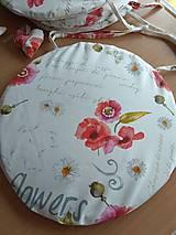 Úžitkový textil - Záclony divé maky- ukážka - 12529064_