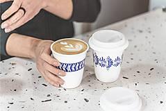 Nádoby - Pohárek na kávu s sebou 250 ml - 12527360_