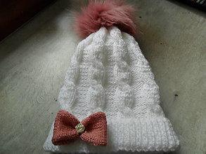 Detské čiapky - Čiapočka. - 12526884_