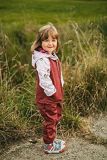 Detské oblečenie - Detská softshellová súprava - 12530148_