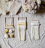 Dekorácie - Sada na tkanie tapisérie - 12532062_