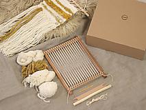 Dekorácie - Sada na tkanie tapisérie - 12532073_