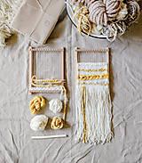 Dekorácie - Sada na tkanie tapisérie - 12532074_