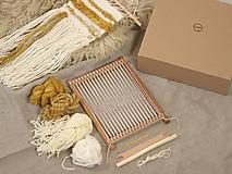 Dekorácie - Sada na tkanie tapisérie - 12532078_