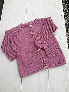 Detské oblečenie - Detský sveter - 12535129_