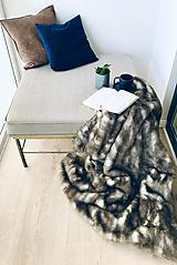 Nábytok - Dizajnový stôl/taburet 2v1 z kolekcie André - 12534794_