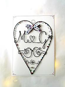 Papiernictvo - Pohľadnica zaľúbená - 12531799_