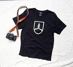 Tričká - Tričko LES (Výpredaj) - 12535350_