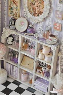 Dekorácie - Levanduľová izba+fotoalbum - 12533872_