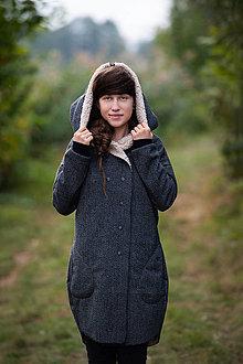 Kabáty - Sshell kabát KALK Widder - 12541029_