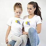 Tričká - Včielka - dámske a detské tričko /body - 12537557_