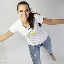 Tričká - Rybka - dámske tričko - 12541247_